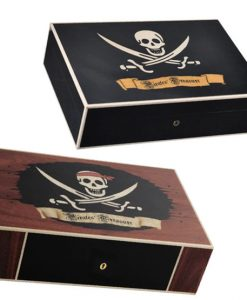 Elie Bleu Pirate Humidor