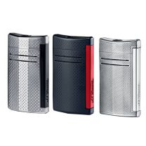 S. T Dupont Maxijet Textured Lighter
