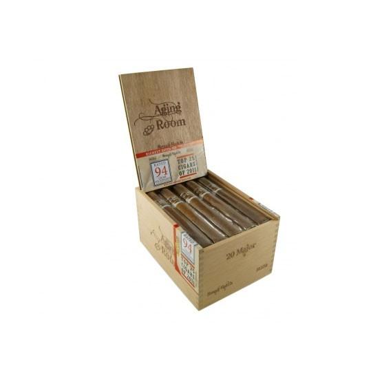 Aging Room M356 - Major Cigar