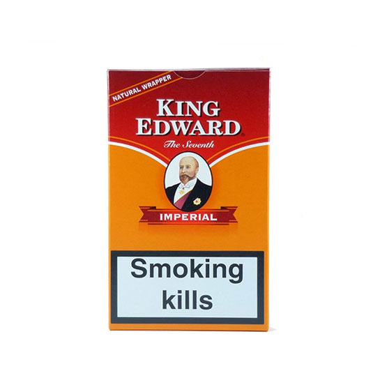King Edward Imperial Cigars 5 Pack