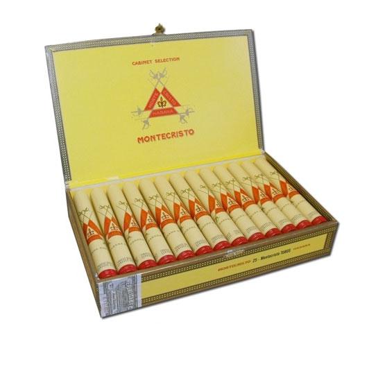 Montecristo Tubos Cigar
