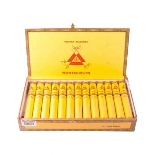 Montecristo Petit Tubos Cigar