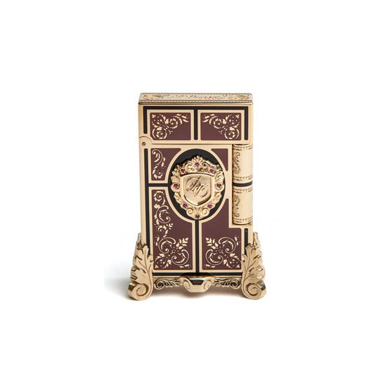 S.T Dupont Ligne 2 Second Empire Prestige Lighter Limited Edition 2012