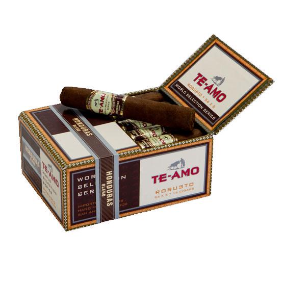 Te-Amo World Series Honduran Blend Robusto Cigar