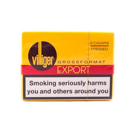 Villiger Export Pressed Cigars