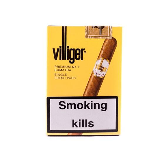 Villiger Premium No.7 Cigars