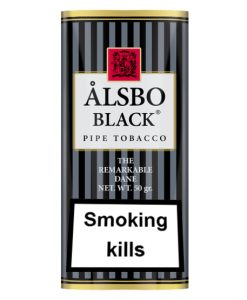 Alsbo Black Pipe Tobacco