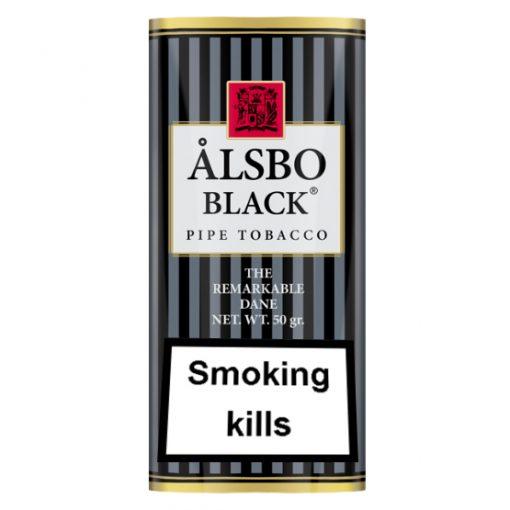 Alsbo Black Pipe Tobacco