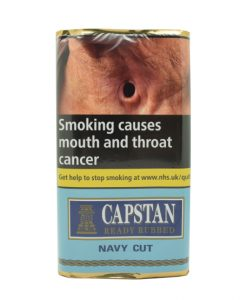 Capstan Navy Cut Pipe Tobacco 25g