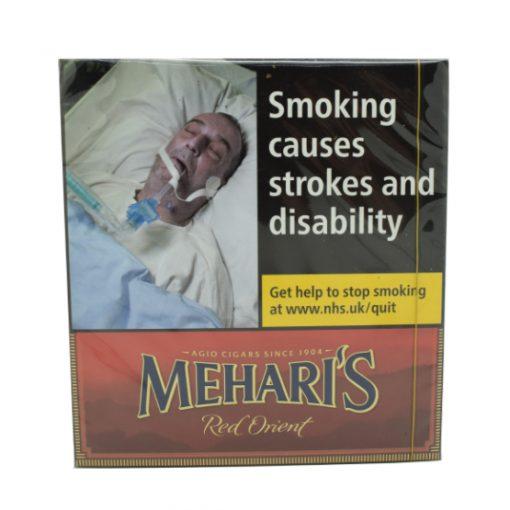 Agio Meharis Red Orient Classic Cigars