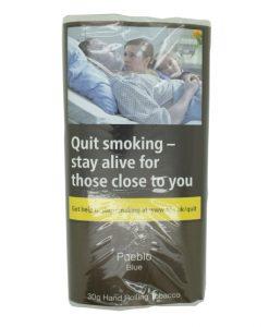 Pueblo Blue Additive Free Hand Rolling Tobacco