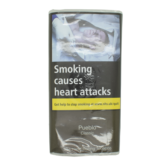 Pueblo Classic Additive Free Hand Rolling Tobacco 30g