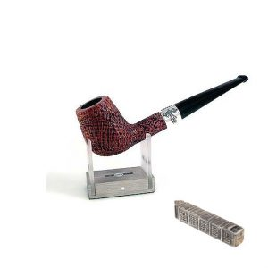Dunhill White Spot Christmas Pipe 2012 - Stahlbaum's House