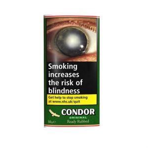 Condor Original Ready Rubbed Pipe Tobacco 50g