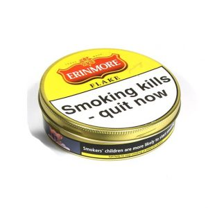 Erinmore Flake Pipe Tobacco-5 x 50g tin