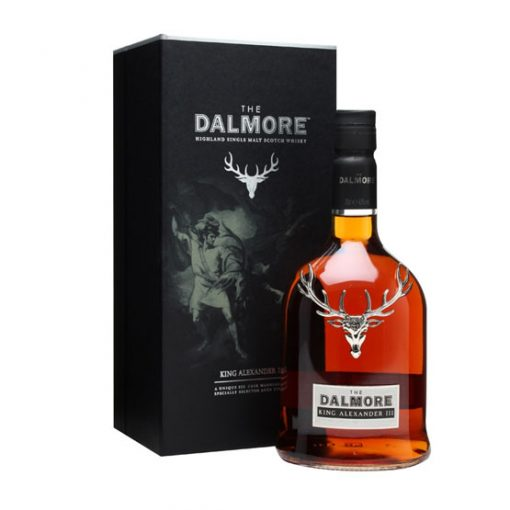 Dalmore Whisky King Alexander III - Scotch Whisky