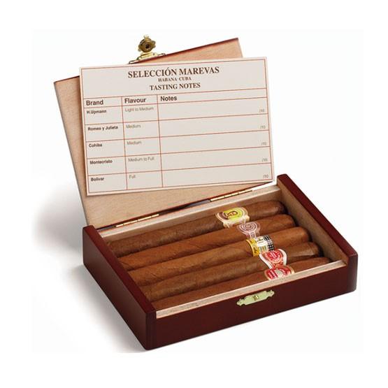 Cuban Mareva Selection Gift Box