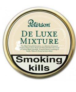 Peterson De Luxe Mixture Pipe Tobacco