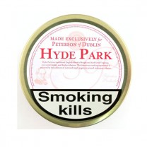 Peterson Hyde Park Pipe Tobacco 50g tin