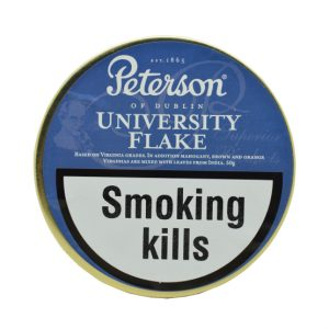 Peterson University Flake Pipe Tobacco