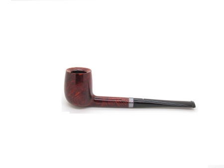 Dunhill Amber Root Pipe - Medium Straight Liverpool Pipe, 4110