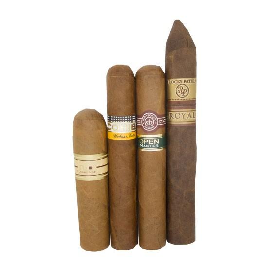 Golf Cigar Selection