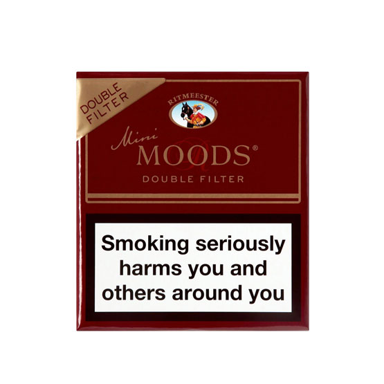 Ritmeester Moods Double Filter Aromatic cigars