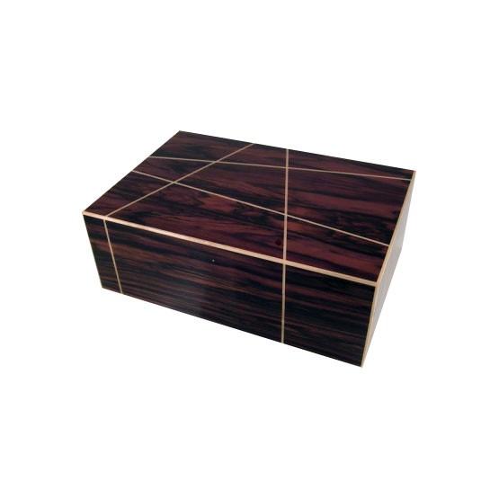 Dunhill Ribbon Sycamore Humidor - 100 Cigar Humidor