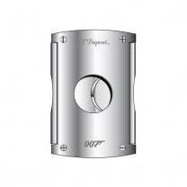 S.T. Dupont James Bond Spectre 007 Chrome MaxiJet Cigar Cutter