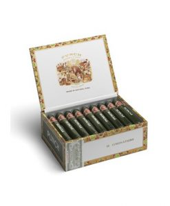 Punch Coronations Tubos Cigar