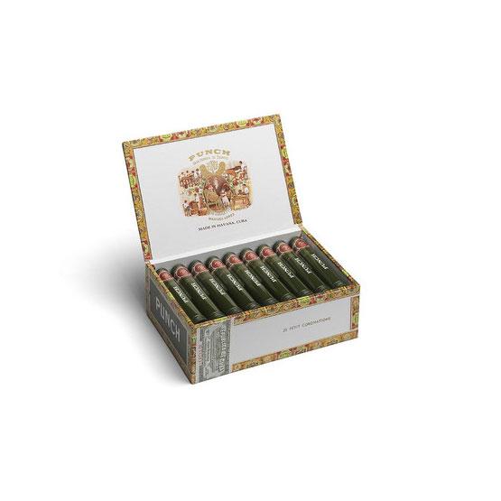 Punch Petit Coronations Tubos Cigar
