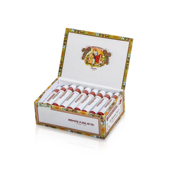 Romeo y Julieta No.3 Tubos Cigar