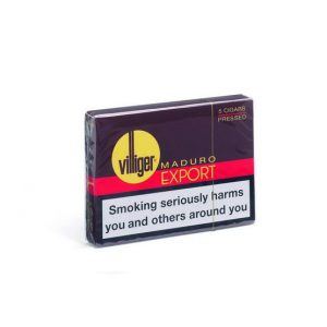 Villiger Export Pressed Maduro Cigars