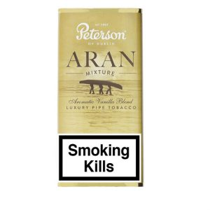 Peterson Aran Mixture Pipe Tobacco