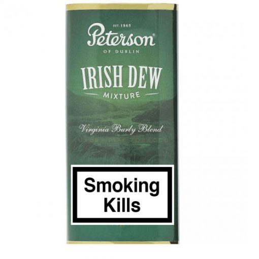 Peterson Irish Dew Mixture Pipe Tobacco