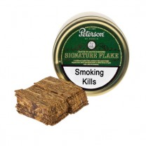 Peterson Signature Flake Pipe Tobacco 100g Tin
