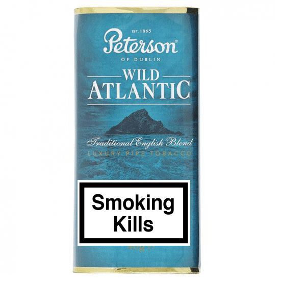 Peterson Wild Atlantic Mixture Pipe Tobacco