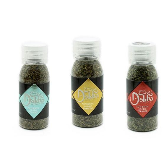 Enjoy Dokha Three Pack Tobacco Selection