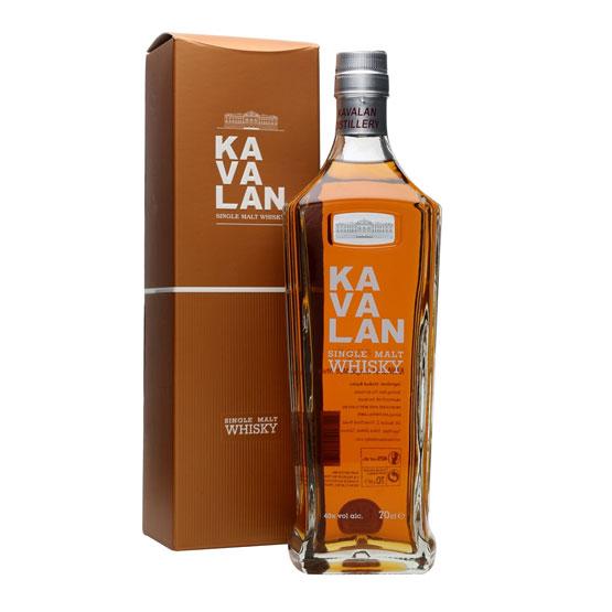 Kavalan Whisky - Taiwanese Whisky