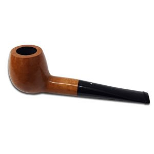 Dunhill Root Briar Pipe - Large Straight Apple Pipe, 5101