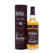 BenRiach Whisky 16 year old - Scotch Whisky