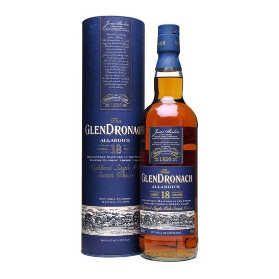 Glendronach Whisky 18 year old - Scotch Whisky