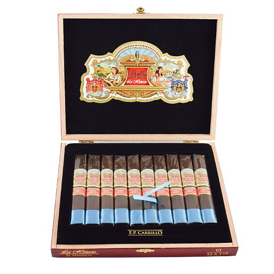 E.P Carrillo La Historia Robusto Cigar