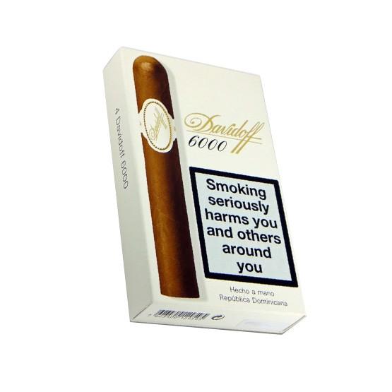 Davidoff 6000 Cigar - Mille Line