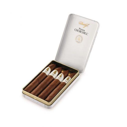 Davidoff Winston Churchill Belicoso - The Traveller Cigar