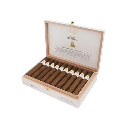 Davidoff Winston Churchill Robusto - The Statesman Cigar
