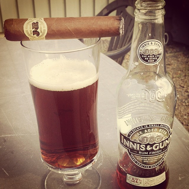 Buy cigars online to try out some delicious pairings with beer