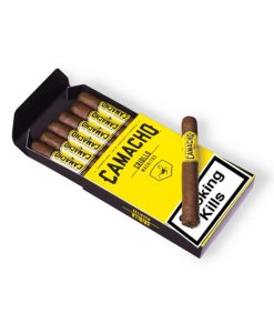 Camacho Machitos Yellow Criollo Robusto