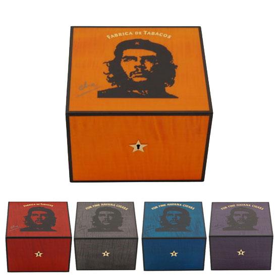 Elie Bleu Che 25 Cigar Humidor