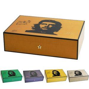 Elie bleu Che Sycamore 110 Cigar Humidor